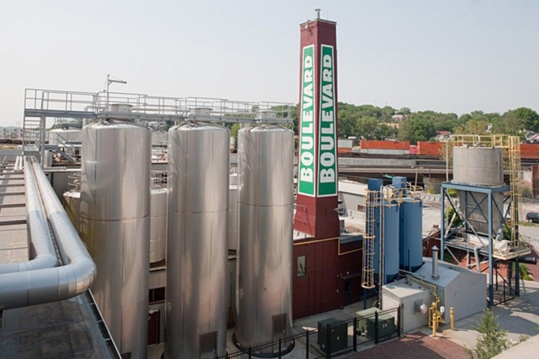 Boulevard Brewing Tanker Building Lba Services