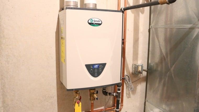 Lba Tankless Ao Water Heater