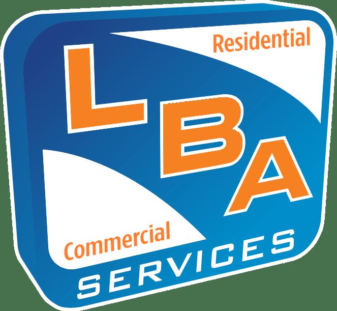 LBA Services Logo