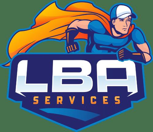 LBA Services Hero Logo